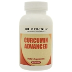 Curcumin by Dr. Mercola Premium Products 90 Capsules
