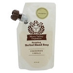 Unscented Herbal Hand Soap by Moon Valley Organics 10.7oz Refill