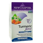 Turmeric Force Nighttime by New Chapter/NewMark 60 Capsules