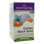 Golden Black Seed by New Chapter/NewMark 60 Capsules