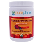 Organic Power Beets Pre-WorkOut by Pure Planet 160 Grams