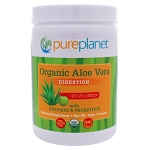 Organic Aloe Vera Digestion by Pure Planet 160 Grams