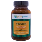Spirulina Capsules by Pure Planet 100 Capsules
