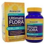 Renew Life Ultimate Flora Colon Care 80 Billion 60 Capsules