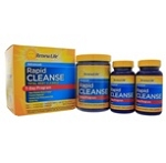 Renew Life Total Body Rapid Cleanse 7-Day 3-Part Kit 3-Part Kit
