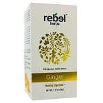 Ginger - Holistic extract powder by Rebel Herbs 33 Grams