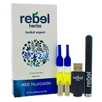 #66 Nuroade Vapor Refill Cartridge by Rebel Herbs 1 Cartridge