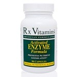 Rx Vitamins Activated Enzyme Formula 90 Capsules
