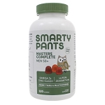 Teen Guy Complete by SmartyPants Vitamins 120 Gummies