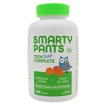 Teen Girl Complete by SmartyPants Vitamins 120 Gummies