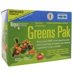 Trace Minerals Research Greens Pak - Berry 30 Packs
