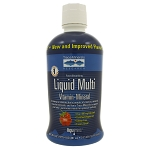 Liquid Multi Vitamin-Mineral Berry Flavor by Trace Minerals Research 30 Ounces