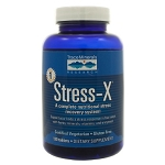 Stress-X by Trace Minerals Research 60 Tablets