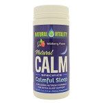 Natural Calm Calmful Sleep by Natural Vitality 4 Ounces