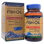 Wileys Finest Fish Oils Cholesterol Support 90 Capsules