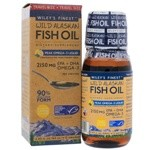 Wileys Finest Fish Oils Peak Omega-3 Liquid 2 Ounces