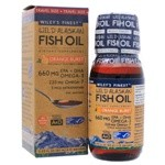 Wileys Finest Fish Oils Orange Burst 2 Ounces