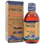 Wileys Finest Fish Oils Orange Burst 8 Ounces