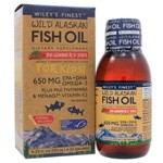 Wileys Finest Fish Oils Beginners DHA 5 Ounces