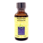 Wise Woman Herbals Peppermint Essential Oil 1oz