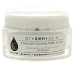 Dr Zen Skin Exfoliating Charcoal Facial Scrub 3.4 Ounces