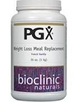 Bioclinic Naturals   PGX Weightloss Meal Replacement 35oz (1kg) French Vanilla