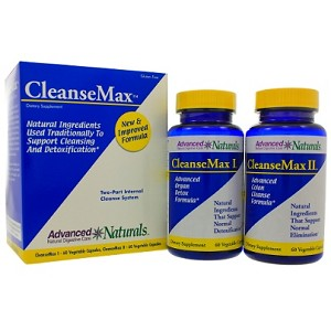 Advanced NaturalsCleanseMax Kit1 Kit