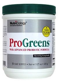 Allergy Research Group ProGreens 9.27oz (265 g) (Cup included please pick)
