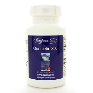 Allergy Research Group Quercetin 300 60c
