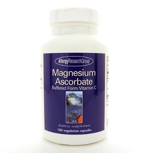Allergy Research Group Magnesium Ascorbate 100c