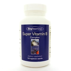Allergy Research Group Super Vitamin B Complex 120c