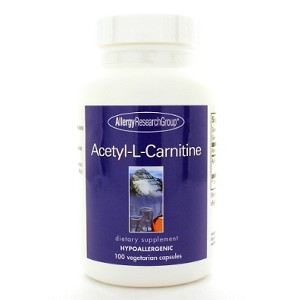 Allergy Research Group Acetyl-L-Carnitine 500mg 100c