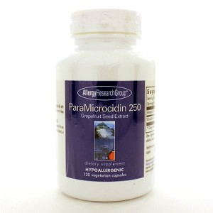 Allergy Research Group ParaMicrocidin 250mg 120c