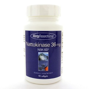 Allergy Research Group Nattokinase 36mg 90sg