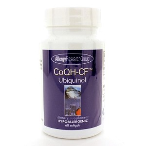 Allergy Research Group CoQH-CF 60sg