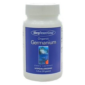 Allergy Research Group Germanium (Organic) pwd 50g/1.8 oz