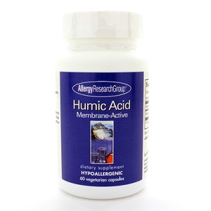 Allergy Research Group Humic Acid 750mg 60c