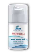 AllVia Integrated Pharmaceuticals Melatonin 3 2oz